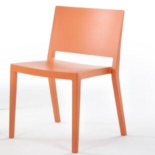 Lizz Matt Side Chair (Set of 2) (Set of 2) (Set of 2) by Kartell