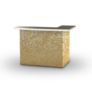 Glitter Me Gold Home bar b..