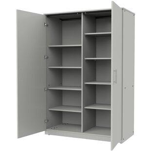 Mobile CaseGoods 2 Door Storage Cabinet by Marco Group Inc.