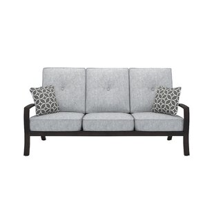 Schum Patio Sofa with Cushions