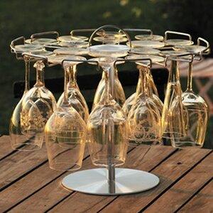 Weinglashalterung für 18 Gläser von L Atelier ..