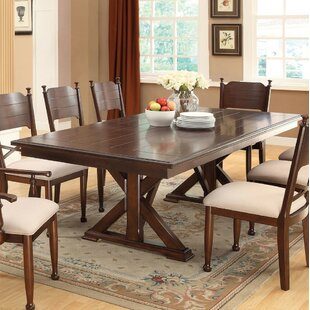 Darby Home Co Powhattan Extendable Dining..