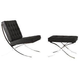 Ohearn Lounge Chair by Orren Ellis