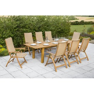 Root 8 Seater Dining Set By Sol 72 Outdoor