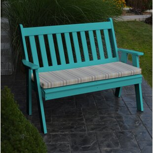 Hawkesbury Traditional Plastic Garden Bench