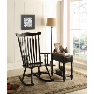 Gracie Oaks Severson Rocking Chair