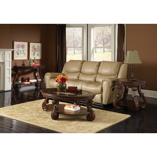 5556 Series 3 Piece Coffee Table Set
