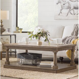 Fortunat Coffee Table by Laurel Foundry Modern Farmhouse Wonderful