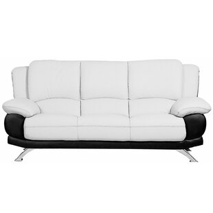 Leather Sofa by Hokku Desi..