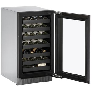 31 Bottle 3000 Series Single Zone Built-in Wine Cellar by U-Line