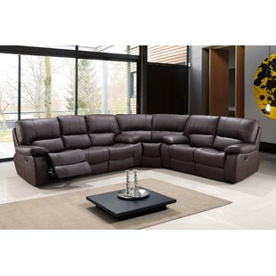 Great choice Claverton Reclining Sectional by Red Barrel Studio Reviews (2019) & Buyer's Guide