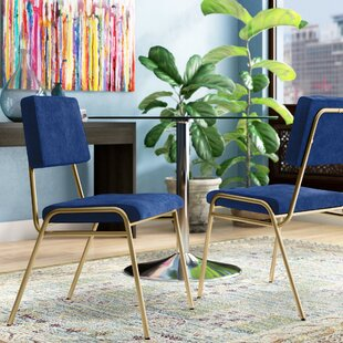 Desiree Upholstered Dining Chair by Trule..