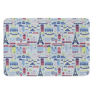 J'Adore Paris by Allison Beilke Bath Mat