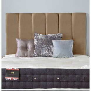 Hillary Upholstered Headboard By Rosdorf Park