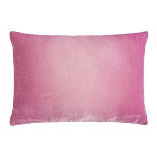 Ombre Velvet Lumbar Pillow