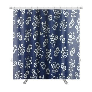 Kilo Traditional Chinese Cloth Premium Single Shower Curtain