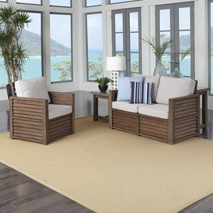 Hollo 2 Piece Living Room Set by Bay Isle Home