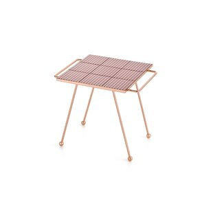Mix & Match Copper End Table by Gandia Blasco Best Choices