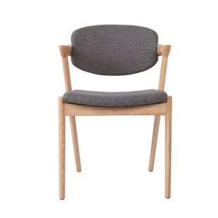 Angelia Upholstered Dining Chair by Corri..