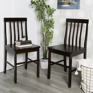 Meridian Side Chair (Set of 2) by Home Lo..