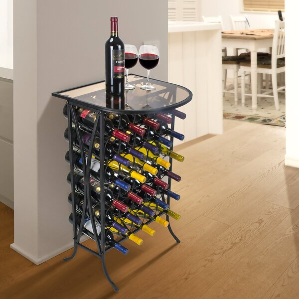 Sofa Table With Wine Rack Wayfair