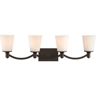 Birch Lane™ Bamford 4-Light Vanity Light