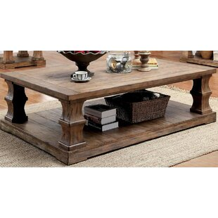 Coraline Coffee Table with Storage by One Allium Way