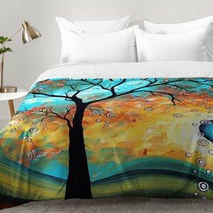 Aqua Burn Comforter Set