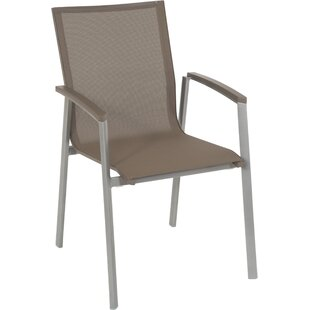 Heitman Stacking Dining Arm Chair By Sol 72 Outdoor