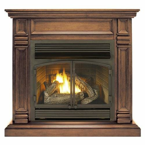 pleasant hearth gas wood burning fireplaces you ll love wayfair rh wayfair com Pleasant Hearth Gas Fireplace Insert Pleasant Hearth Electric Insert Fireplace