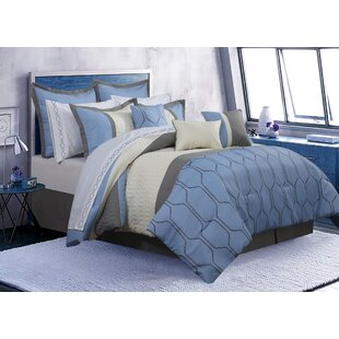 Coppock Reversible Comforter Set
