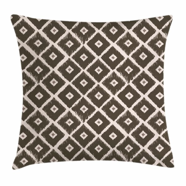 Ambesonne Tribal Diamond Shaped Abstract Pillow Cover Wayfair