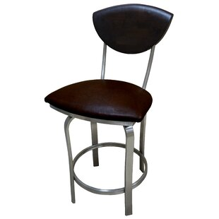 Mccracken 26'' Swivel Bar Stool Latitude Run