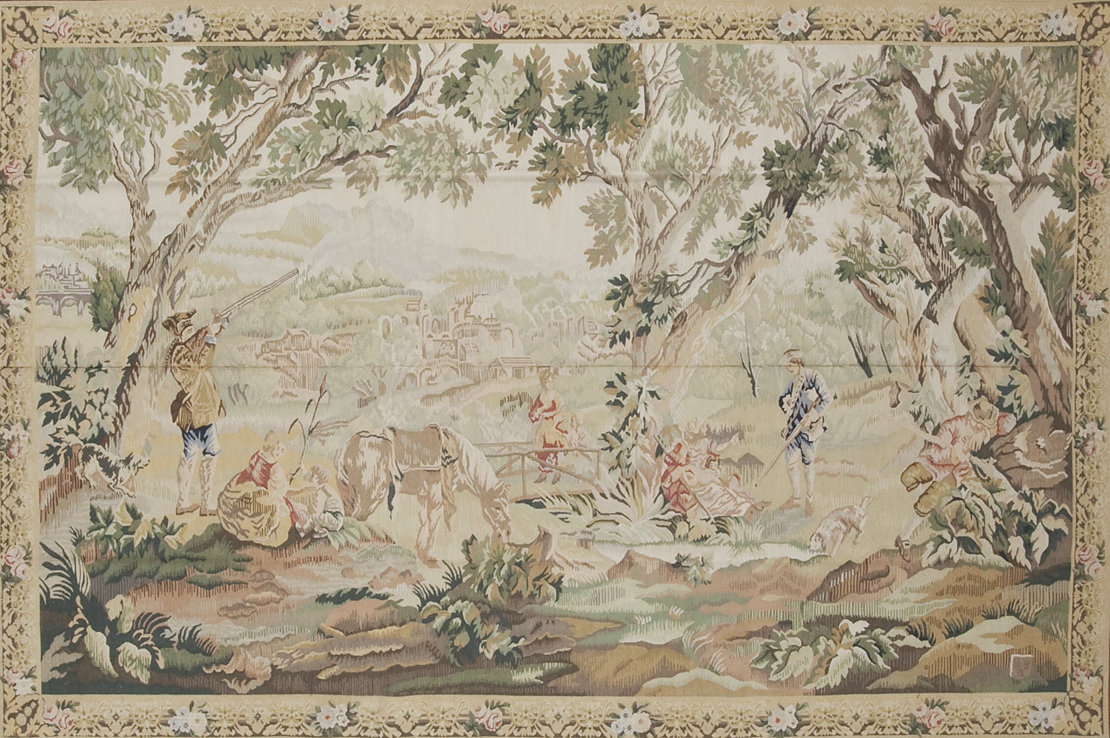 Large 33 40 Wool Tapestries You Ll Love In 2021 Wayfair