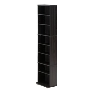 Crow Space Saving Multimedia Storage Rack By 17 Stories