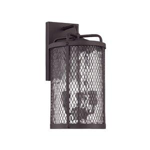 Gibrilla 3-Light Outdoor Wall Lantern