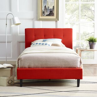 Sinead Upholstered Platform Bed by Andover Mills Best Design