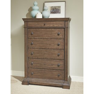 Deverel 6 Drawer Chest by World Menagerie