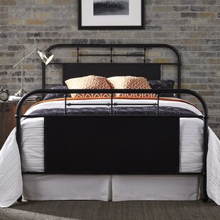 Cassiopeia Panel Bed by Brayden Studio