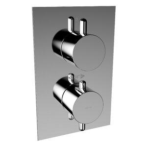 Zweigriff-Duscharmatur Unterputz Torrington von Belfry Bathroom