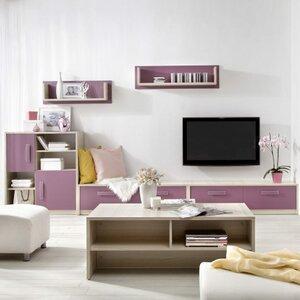 Wohnwand Blanka von dCor design