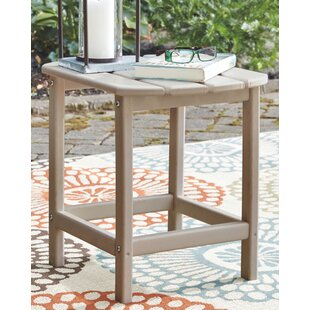 Lupe Plastic Side Table