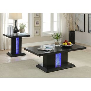 House of Hampton Buford 2 Piece Coffee Table Set