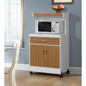 Raubsville Microwave Cart