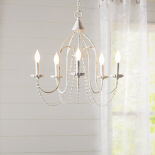 Ophelia & Co. Florentina 5-Light Chandelier