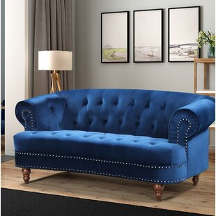Vinci Chesterfield Loveseat