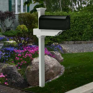 4.5 Ft. H In-Ground Decorative Post