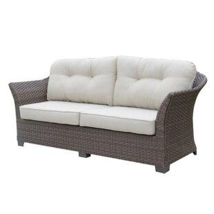 Mcevoy Patio Sofa with Cushions