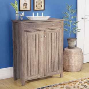 Crawfordsland 2 Door Storage Accent Cabinet