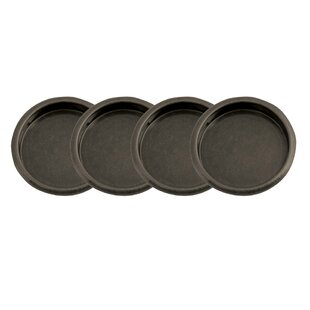 Closet Finger Pull Plate (Set of 4) by Design House